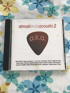 almost kinda acoustic 2