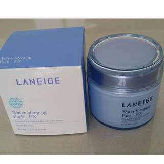 laneige Water Sleeping Pack - EX