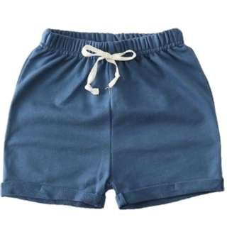 Super comfy boys cotton shorts (navy blue)
