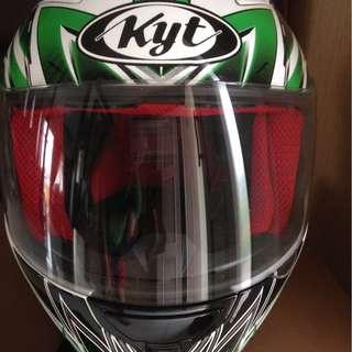 Helm KYT FULLFACE GR1450, size L