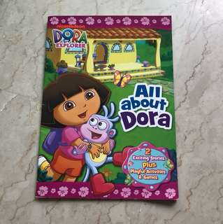 Dora the Explorer (All about Dora)