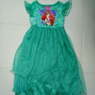Disney Ariel sparkly dress