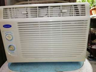 0.5 Carrier Window type Aircon
