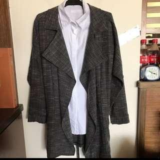 Joyce shop 風衣外套