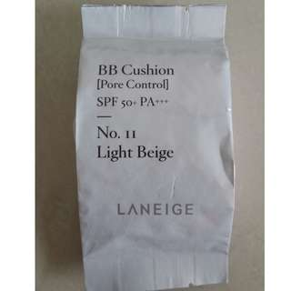Laneige BB Cushion - Pore Control Refill