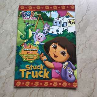 Dora the Explorer (Stuck Truck)