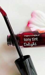 Tony molly red