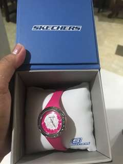 once used Sketcher's wristwatch