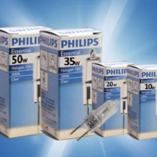 Philips Light Bulb (50w) - 30 pieces