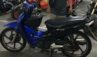 WTS Honda Wave 25
