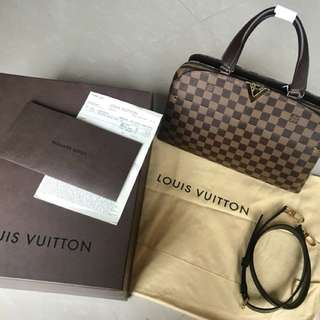 LV Kensington Bowling Damier Ebene 2016 EXCELLENT CONDITION