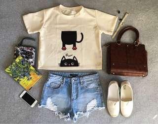 Shirt Croptop