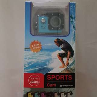 BNIB Sports Cam
