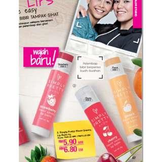 Avon Simply Pretty Flavor Savers Lip Balm 4g