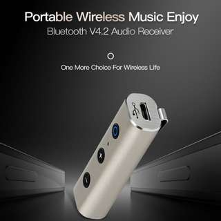 Bluetooth Music Receiver with Hands Free Function - 藍芽音樂接收器 - 免提功能 - S2509