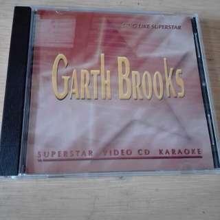Garth Brooks VCD Karaoke