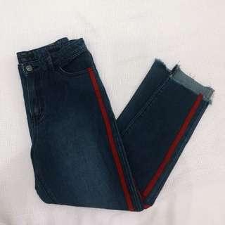 Penshoppe High Waisted Jeans