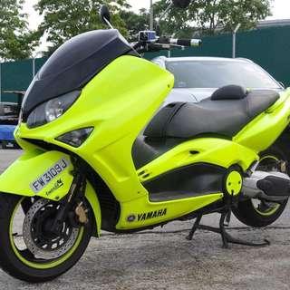 Tmax 500, 2003