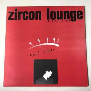 LP Zircon Lounge - Regal Vigor (1983)