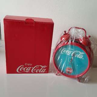 Coca-Cola Big Table Bell Clock