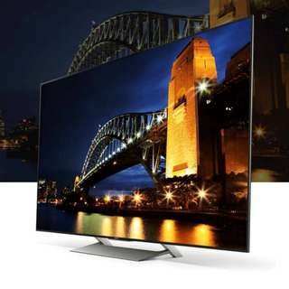 SONY 55 IN ULTRA HD 4K ANDROID LED TV IN SILVER