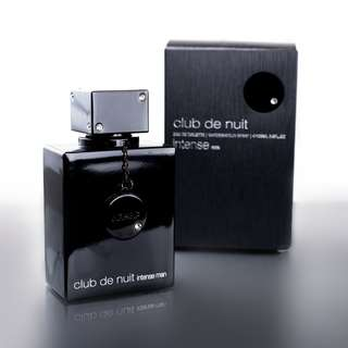 Armaf Club De Nuit Intense Man EDT MEN - (BLACK)