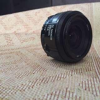 Nikon Nikkor 28MM F2.8 AF-D