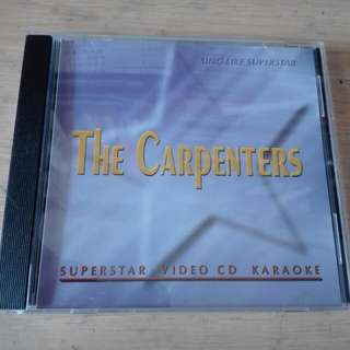 The Carpenters Karaoke VCD
