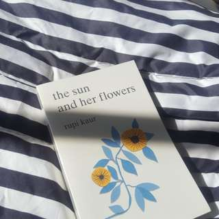 Rupi Kaur - Sun and Her Flowers