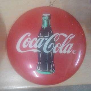 Coca Cola Vintage Circle Sign