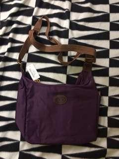 Longchamp Vintage Messenger Bag 🔥