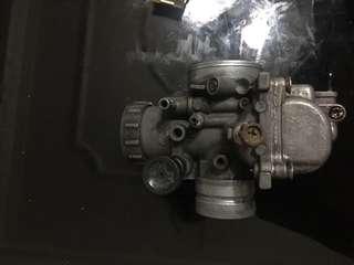 rxz 55k carb