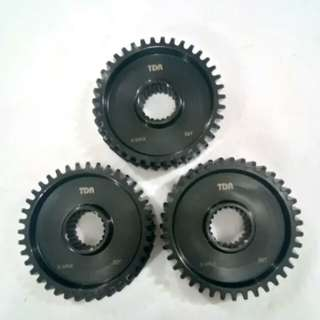 Gear ratio xmax TDR