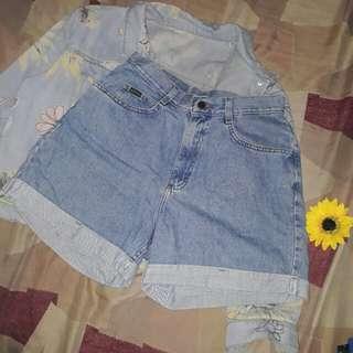 RIDERS - Vintage HW Shorts