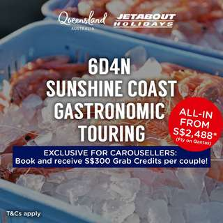 4 Nights Sunshine Coast Gastronomic Adventure