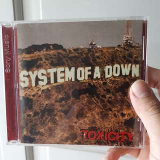 CD Musik - System of A Down