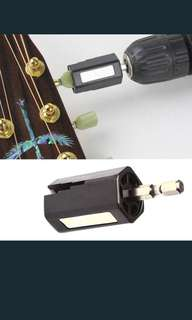 Guitar/Bass String Winder For drill