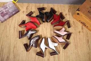 Valentino Clog Heels