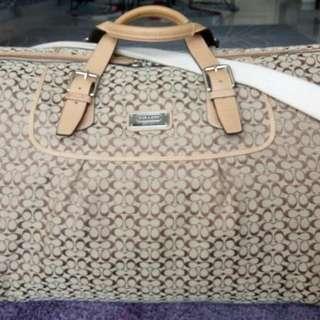 COACH overnighter bag
