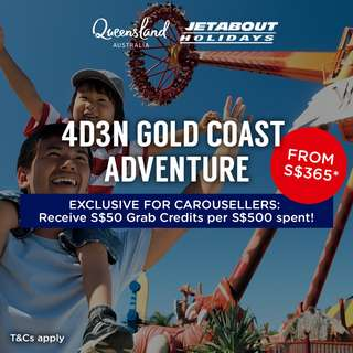 4D3N Gold Coast Adventure