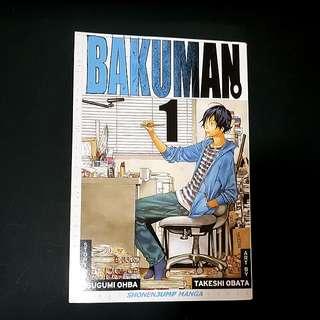 bakuman vol. 1