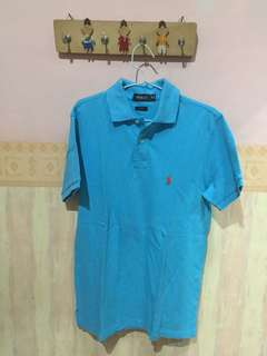 Lightblue polo