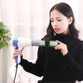 Alat keriting Rambut / bisa disambung dengan hair dryer - BRM029