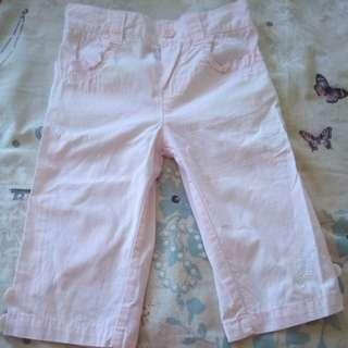 Baby Pink Calvin Klein pants