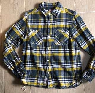 Hoston Union Made 1972 Checker Shirt