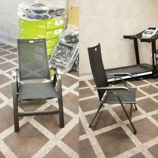 戶外休閒鋁製躺椅3000元(台灣製)