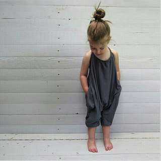 Girls Jumpsuit ✈