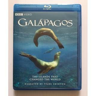 🆕 Galapagos Blu Ray