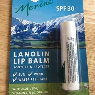 New Zealand Marino Lanolin Lip Balm