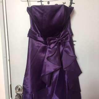女裝晚裝裙,36吋上圍可著,如圖
